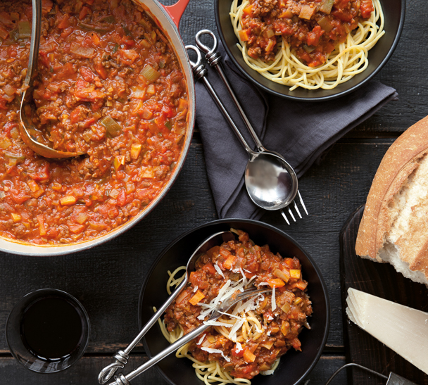Slow Cooker Bolognaise - Annabel Langbein