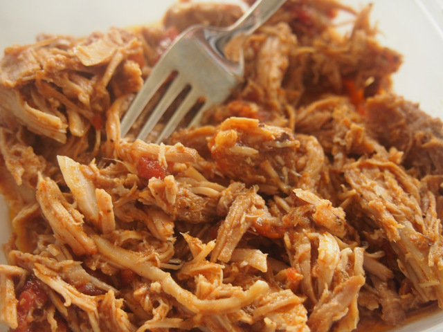 Mexican Pulled Pork from A Hungry Cub