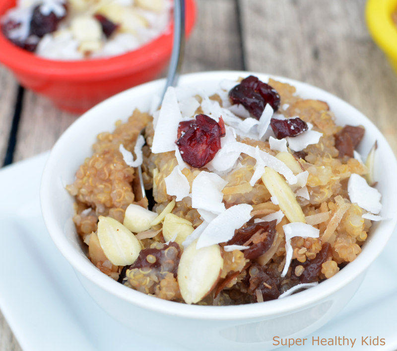 quinoa-with-coconut-and-cranberries