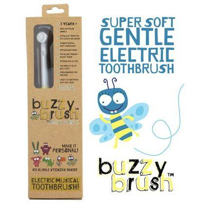 Jack N Jill musical toothbrush