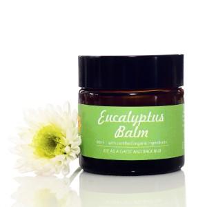 Lhami Eucalyptus Balm