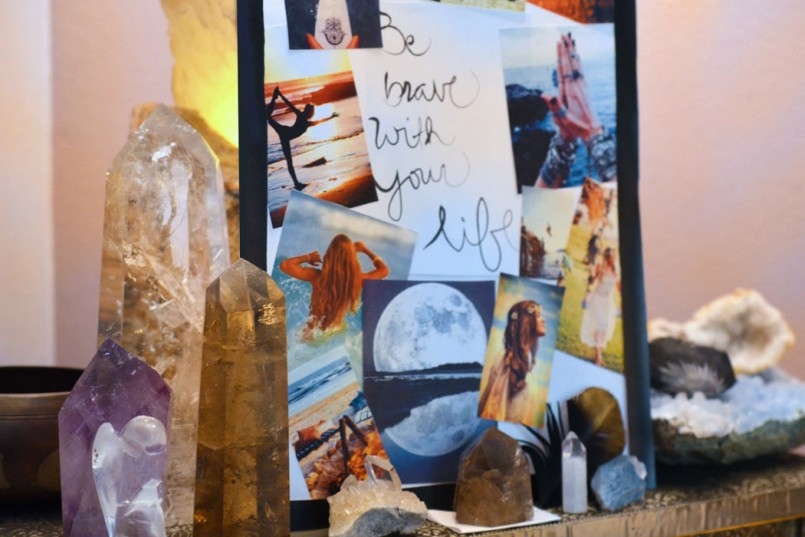Create and Activate your Vision Board