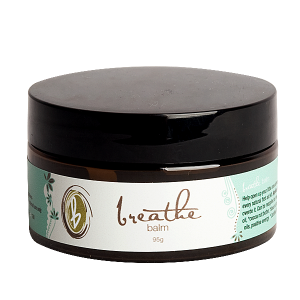 baby breathe balm by Bubbles Organic