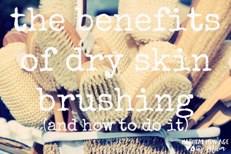 The benefits of dry skin brushing (and how to do it)
