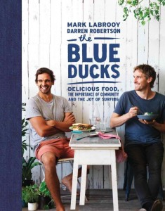 The Blue Ducks recipe book