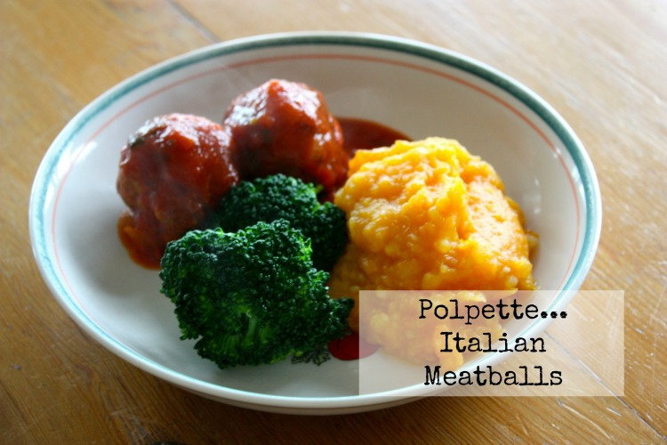 Polpette by Mamacino