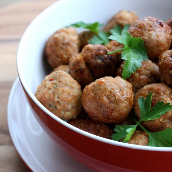 Meatballs by Lisa Corduff