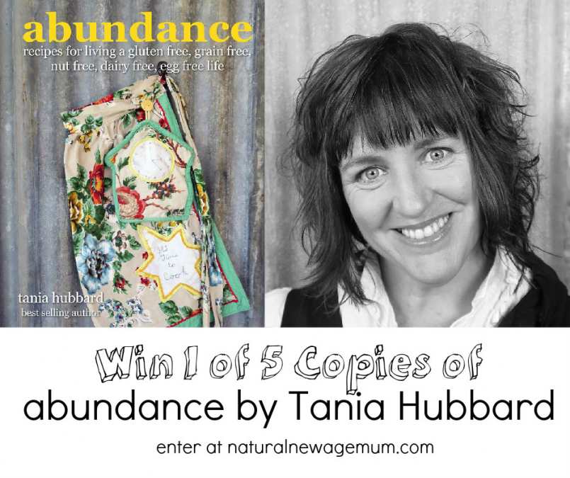 Abundance Recipe Book Giveaway