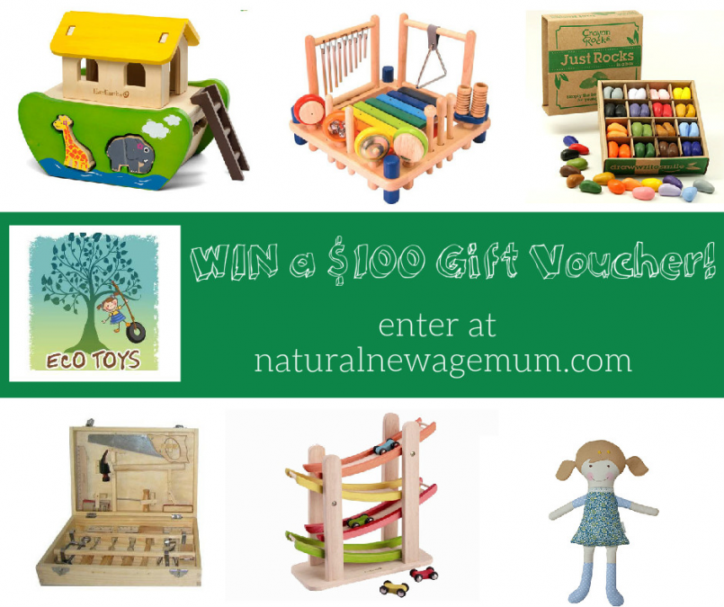 Eco Toys Giveaway