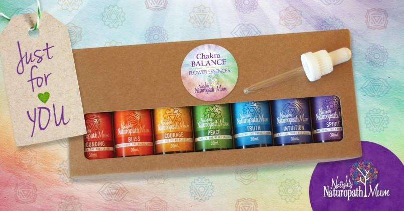 Chakra Balance Flower Essences Giveaway