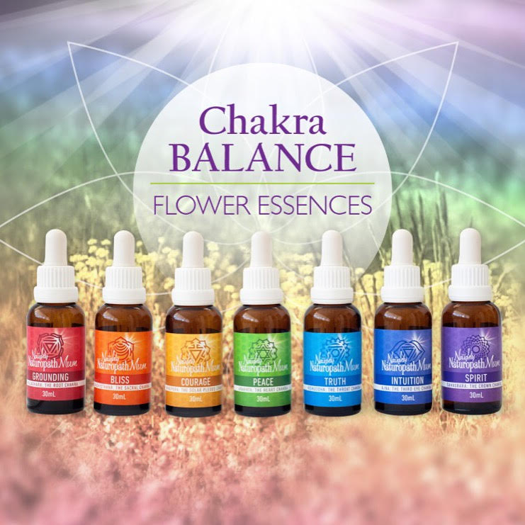 Chakra Balance Flower Essences Giveaway