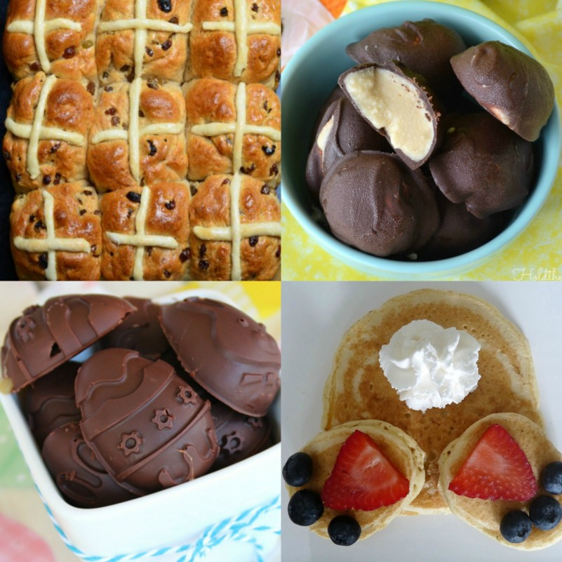 Homemade Easter Treats