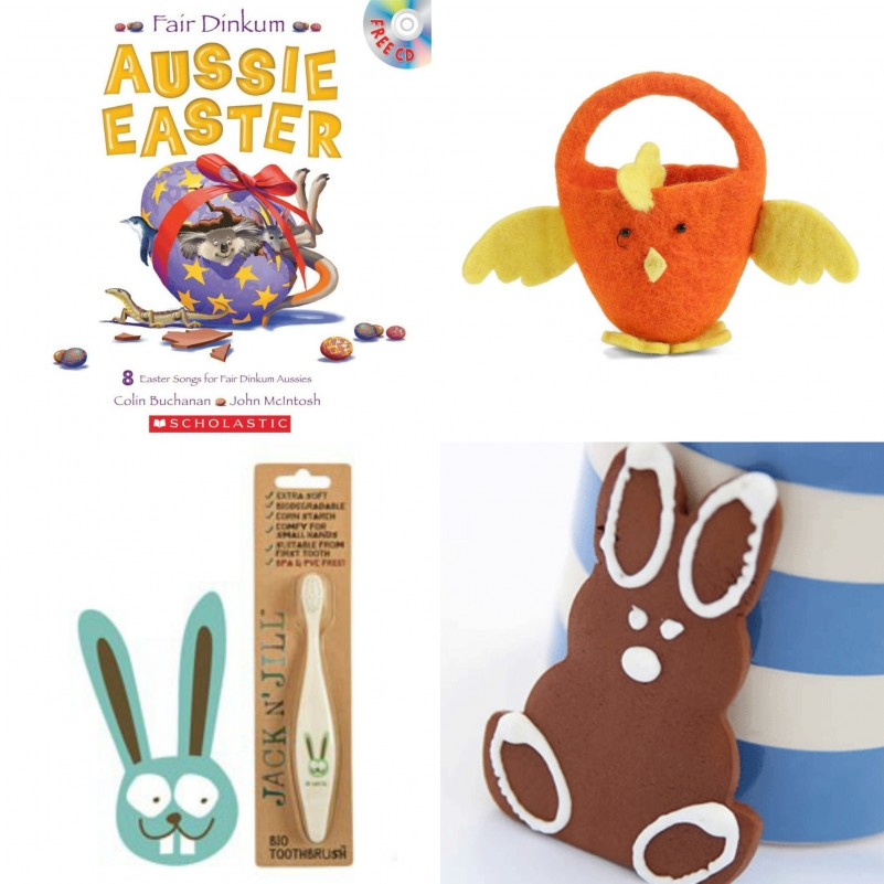 Cute Ideas for Easter Baskets