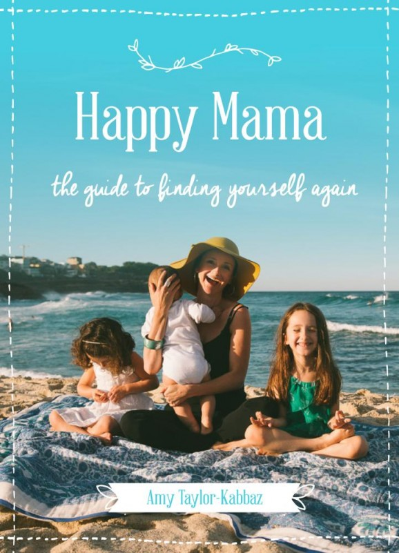 Happy Mama book