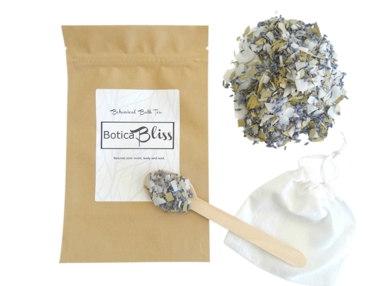 Botch Bliss Bath Tea
