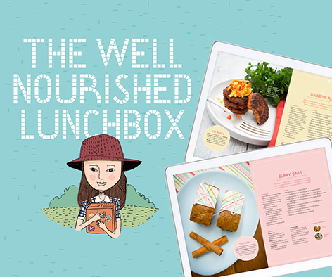 The Well Nourished Lunch Box