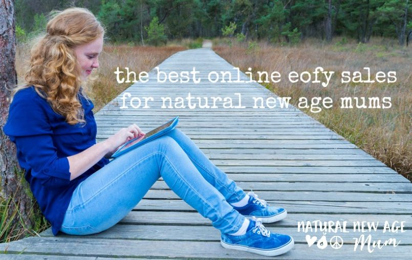 The best online EOFY sales for natural new age mums