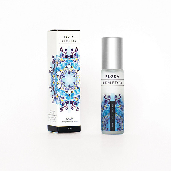 Flora Remedia natural perfume