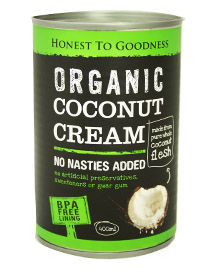 Organic-coconut-cream-400ml-H2G_CNCRE2.400 -centre