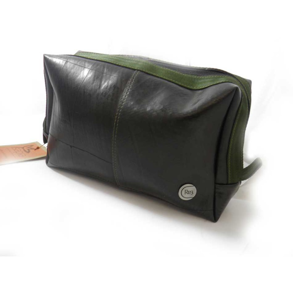 Oxfam Recycled Tyre Wash Bag