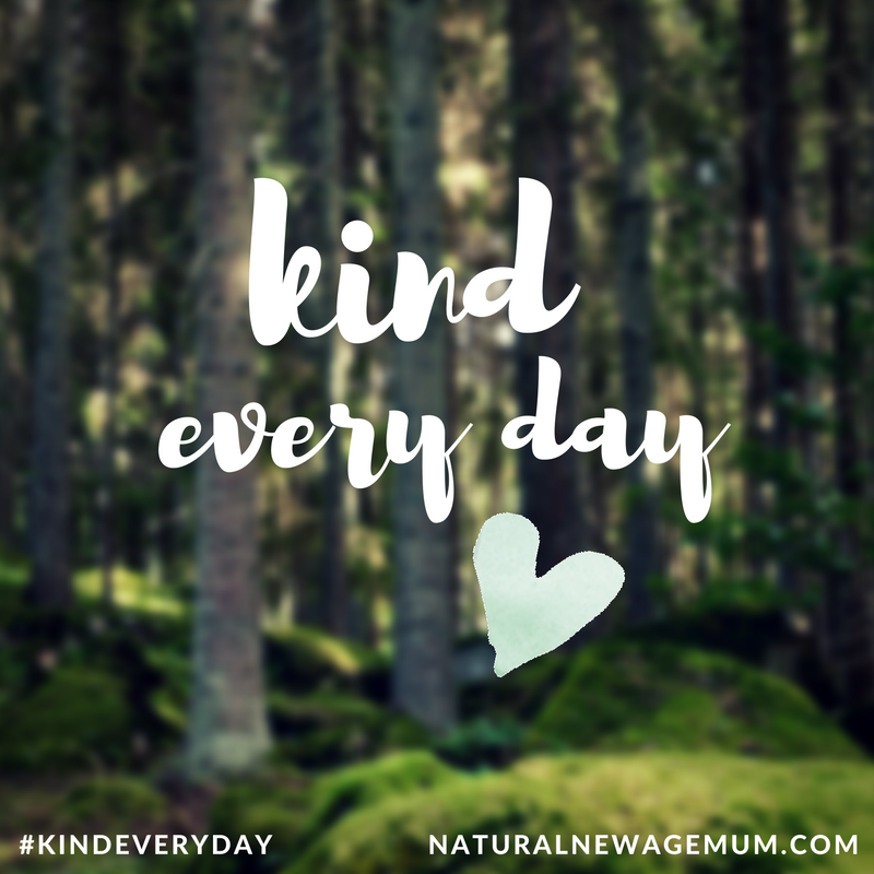 kind every day