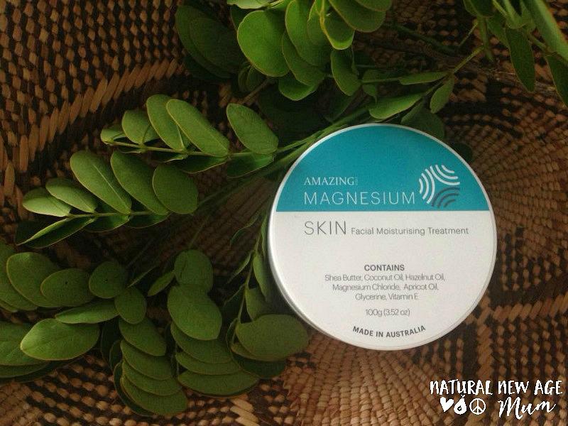 Amazing Oils Magnesium Moisturiser