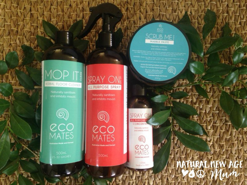 Eco Mates Natural Household Cleaners