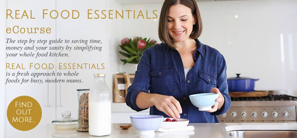 Real Food Essentials Course