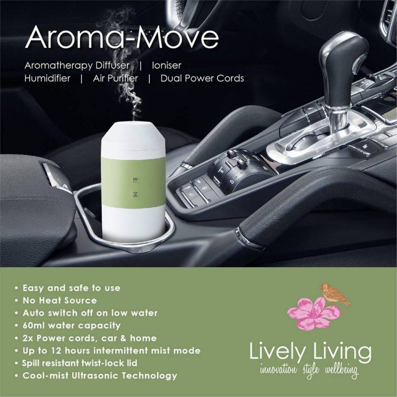 Aroma Move Diffuser