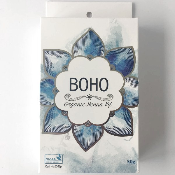 Boho Organic Henna Kit