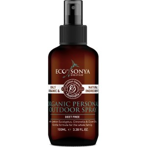 Organic Personal Outdoor Spray Eco by Sonya