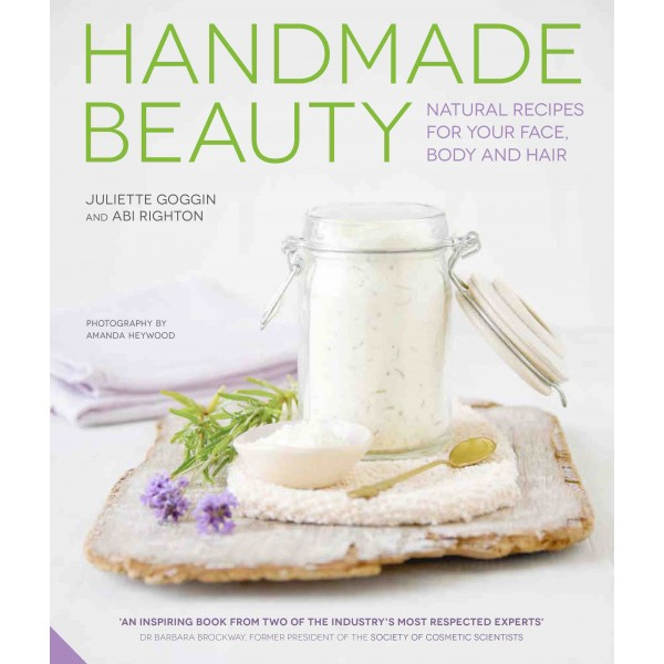 Handmade Beauty Book