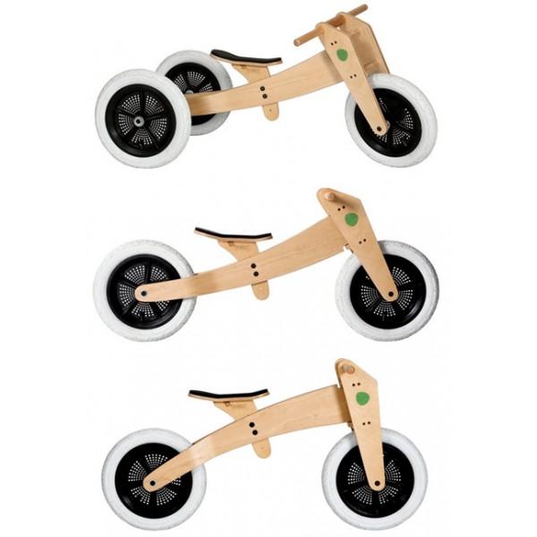 Wishbone Wooden Bike