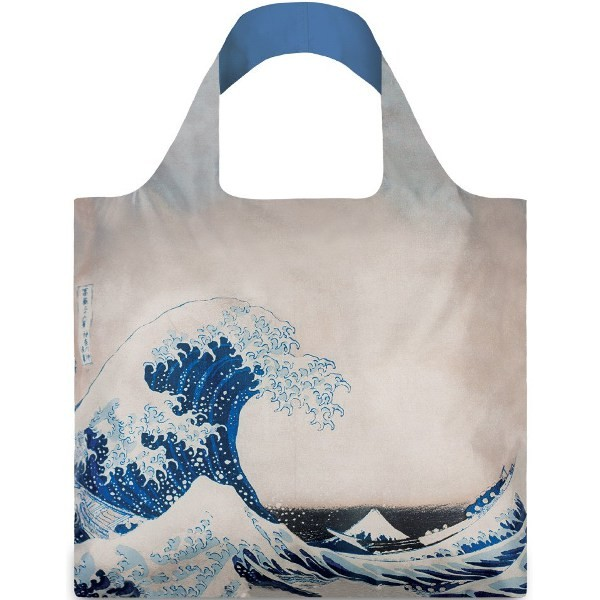 loqi-reusable-shopping-bag-hokusai-wave