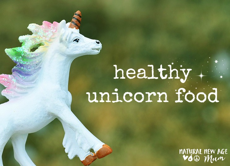 Healthy Unicorn Food