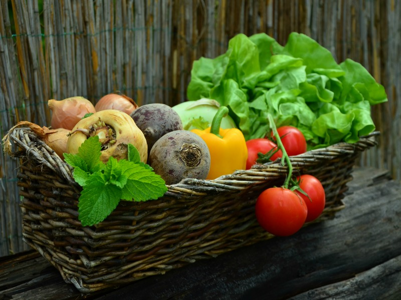 How to store fruit and vegetables without plastic