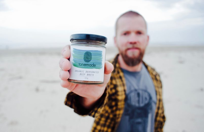 Tonemade – dehydrated bone broth powder that tastes amazing!