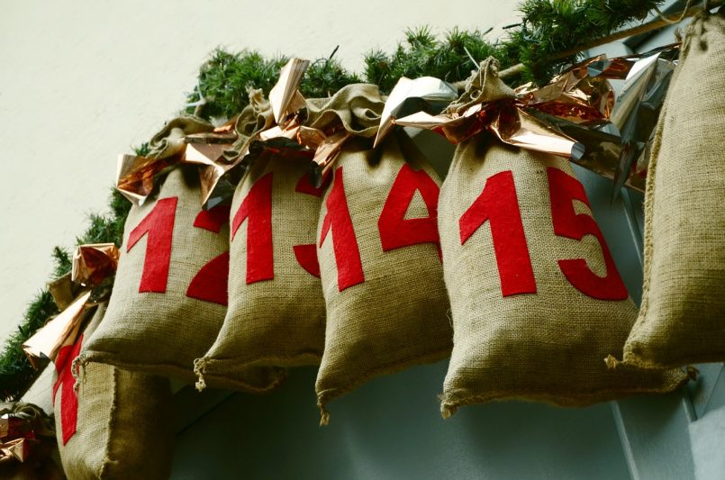 The bumper list of natural Advent Calendar ideas