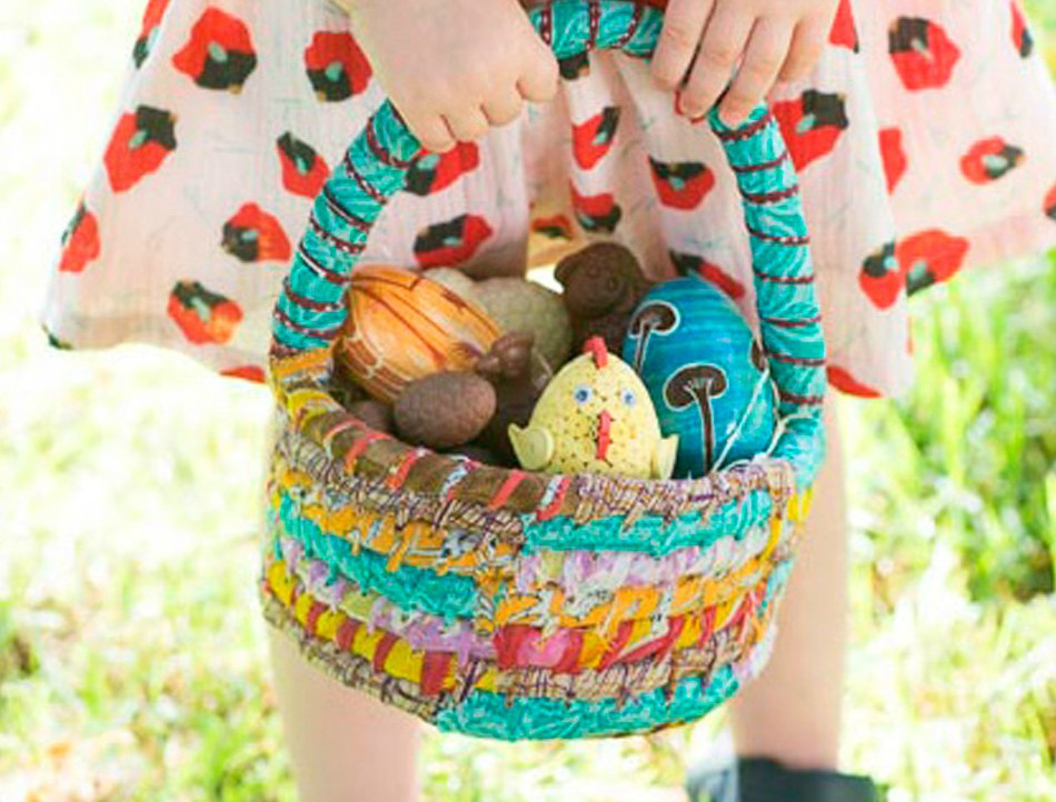 A Healthy Easter Basket For Kids