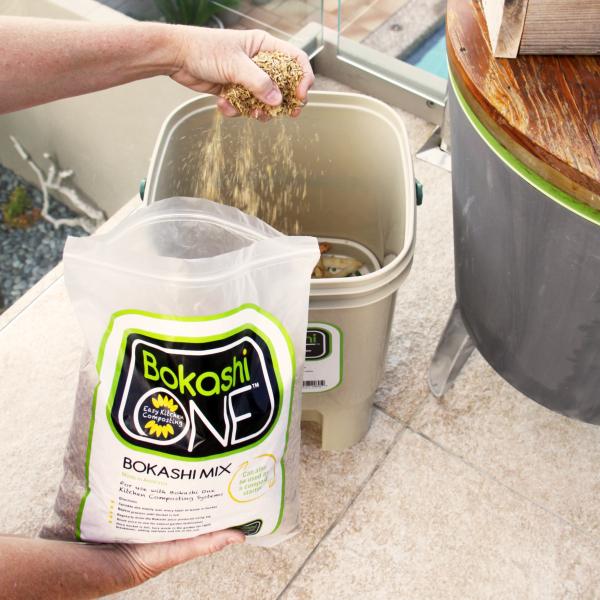 Bokashi composter australia