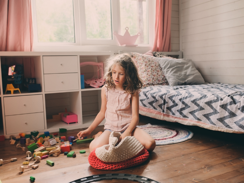 How to get your family on board with decluttering