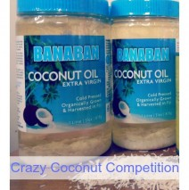 Crazy Coconut Competition