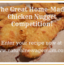 The Great Home-Made Chicken Nugget Competition